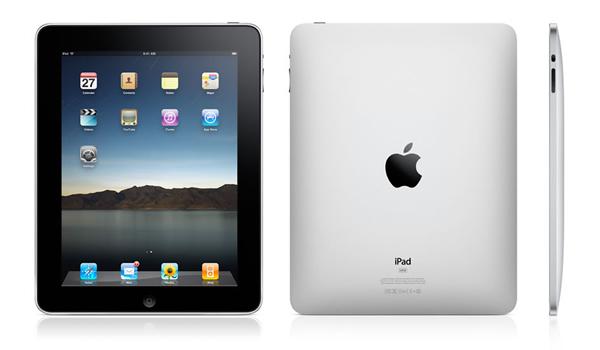Tamaño del iPad