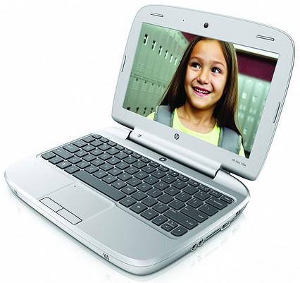HP Mini 100 para niños