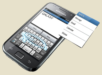 Teclado Samsung Galaxy S